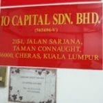 IO Capital Sdn Bhd Logo