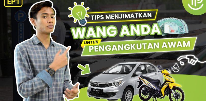 Tips Menjimatkan Wang Pengangkutan