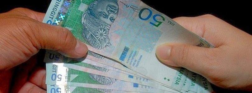 wang pendahuluan yang sering diminta oleh scammer